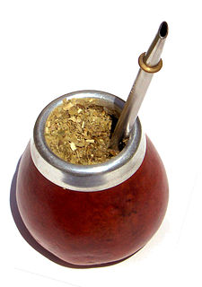 Mate - Infusion Tea from Uruguay