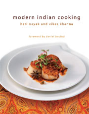 Modern Indian Cooking Recipe Book Giveaway 2
