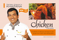 Sanjeev Kapoors Khazana Chicken Recipes