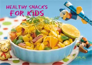 Tarla Dalal Healthy Snacks for Kids