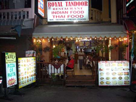 Royal Tandoor Indian Restaurant