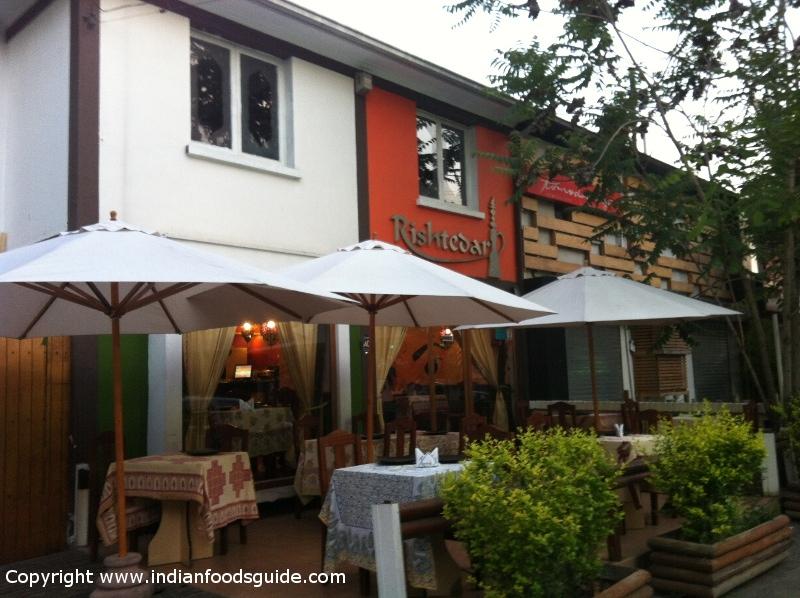 Rishtedar Indian Restaurant