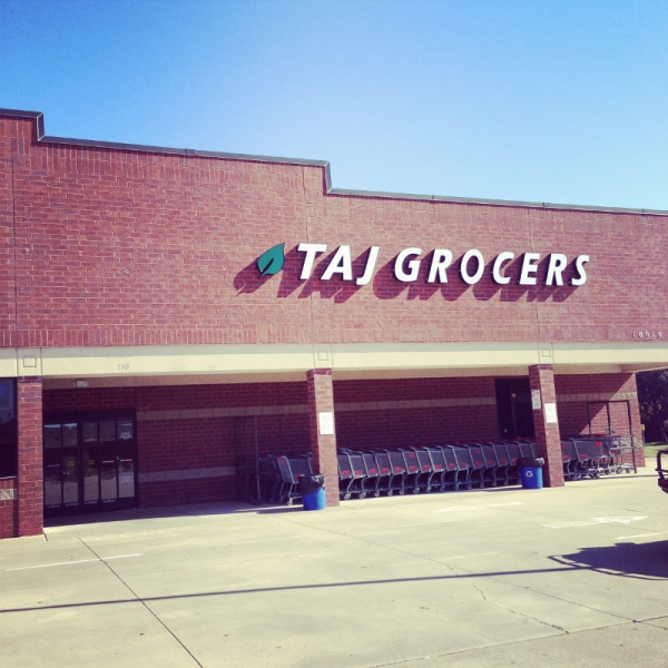 Taj Grocers Valley Ranch