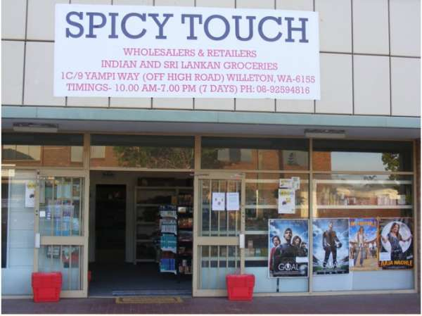 Spicy Touch
