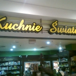 Kuchnie Swiate