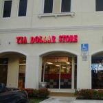 Tia Dollar and Grocery
